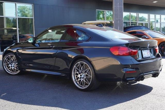 Used 2017 BMW M4 Base for sale $59,191 at Gravity Autos Roswell in Roswell GA 30076 11