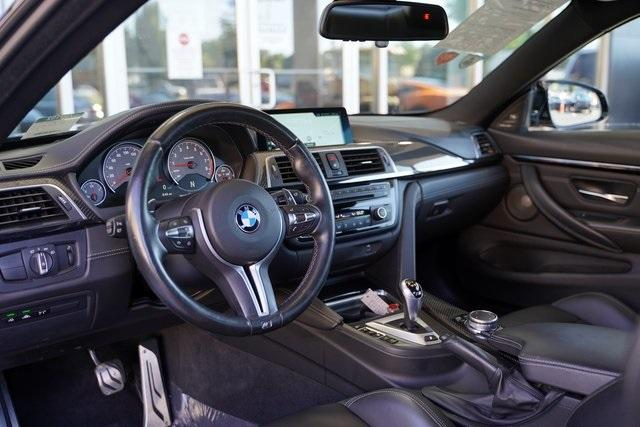 Used 2017 BMW M4 Base for sale $59,191 at Gravity Autos Roswell in Roswell GA 30076 15
