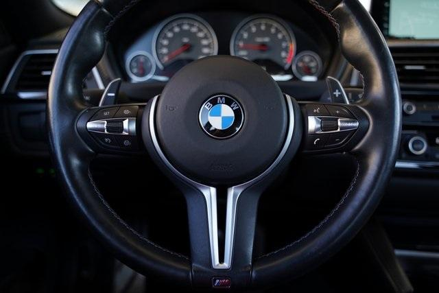 Used 2017 BMW M4 Base for sale $59,191 at Gravity Autos Roswell in Roswell GA 30076 16