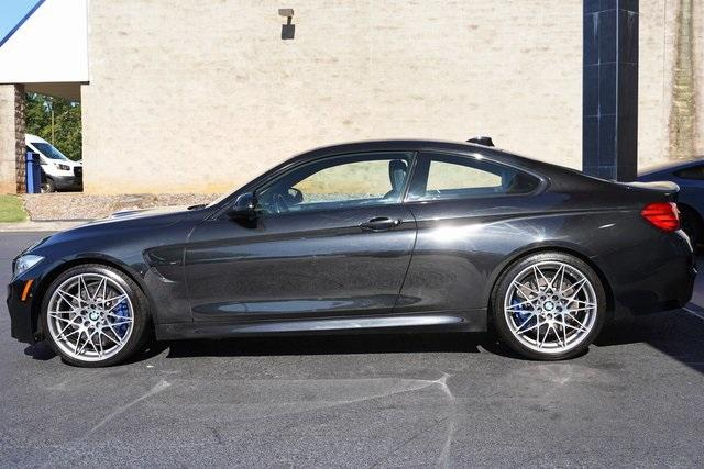 Used 2017 BMW M4 Base for sale $59,191 at Gravity Autos Roswell in Roswell GA 30076 4