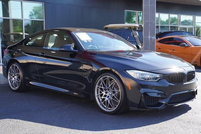 Used 2017 BMW M4 Base for sale $59,191 at Gravity Autos Roswell in Roswell GA 30076 7