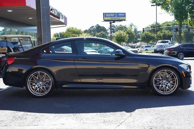 Used 2017 BMW M4 Base for sale $59,191 at Gravity Autos Roswell in Roswell GA 30076 8