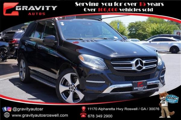 Used 2017 Mercedes-Benz GLE GLE 350 for sale $32,496 at Gravity Autos Roswell in Roswell GA