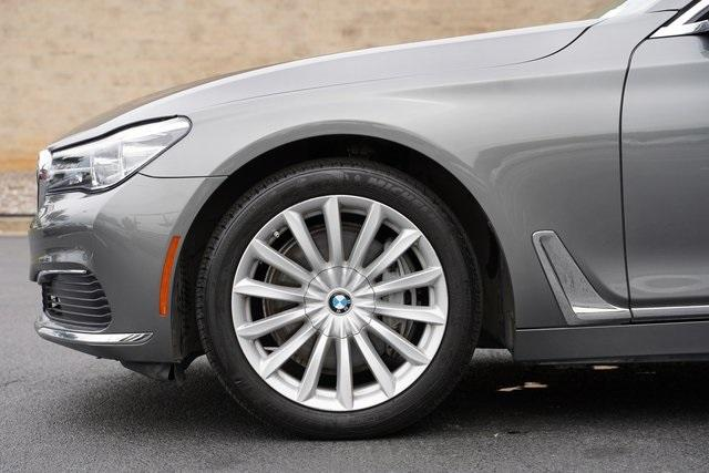 Used 2019 BMW 7 Series 740i for sale $51,991 at Gravity Autos Roswell in Roswell GA 30076 10