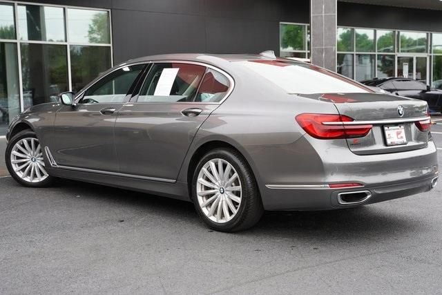 Used 2019 BMW 7 Series 740i for sale $51,991 at Gravity Autos Roswell in Roswell GA 30076 11