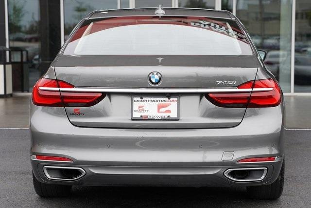 Used 2019 BMW 7 Series 740i for sale $51,991 at Gravity Autos Roswell in Roswell GA 30076 12