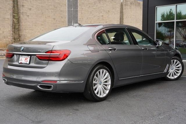 Used 2019 BMW 7 Series 740i for sale $51,991 at Gravity Autos Roswell in Roswell GA 30076 13