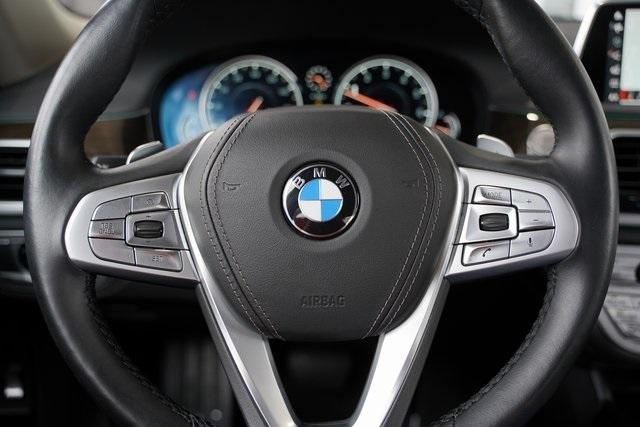 Used 2019 BMW 7 Series 740i for sale $51,991 at Gravity Autos Roswell in Roswell GA 30076 17