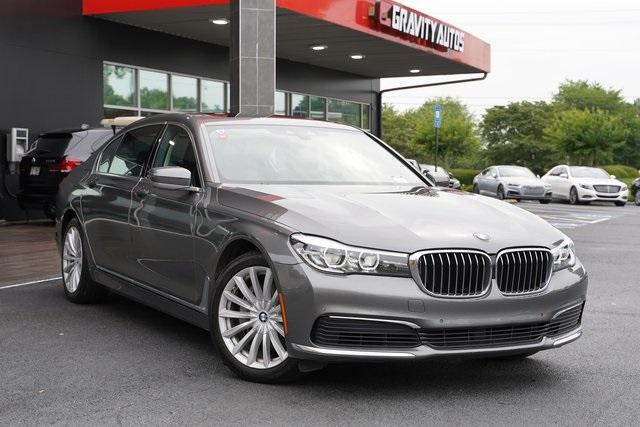 Used 2019 BMW 7 Series 740i for sale $51,991 at Gravity Autos Roswell in Roswell GA 30076 2