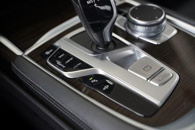 Used 2019 BMW 7 Series 740i for sale $51,991 at Gravity Autos Roswell in Roswell GA 30076 26