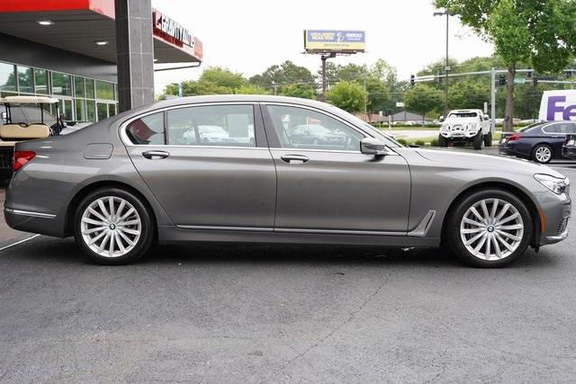 Used 2019 BMW 7 Series 740i for sale $51,991 at Gravity Autos Roswell in Roswell GA 30076 8