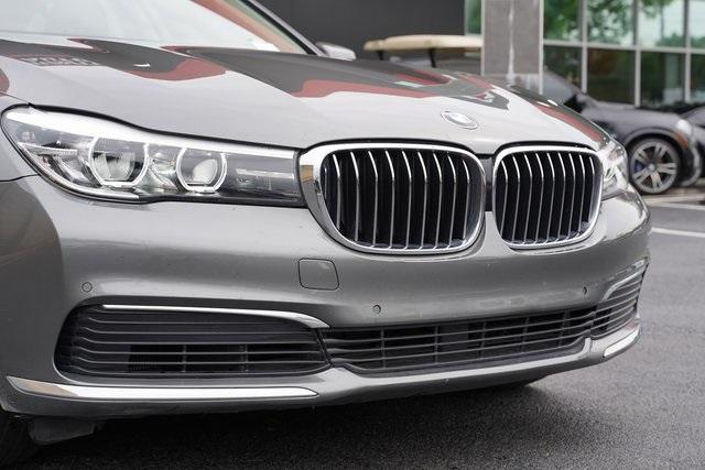 Used 2019 BMW 7 Series 740i for sale $51,991 at Gravity Autos Roswell in Roswell GA 30076 9