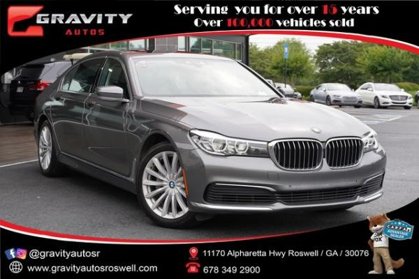 Used 2019 BMW 7 Series 740i for sale $51,991 at Gravity Autos Roswell in Roswell GA