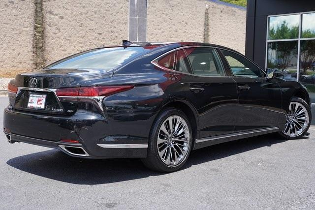 Used 2018 Lexus LS 500 Base for sale $61,491 at Gravity Autos Roswell in Roswell GA 30076 15