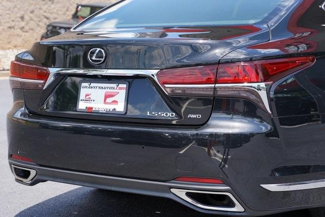 Used 2018 Lexus LS 500 Base for sale $61,491 at Gravity Autos Roswell in Roswell GA 30076 16