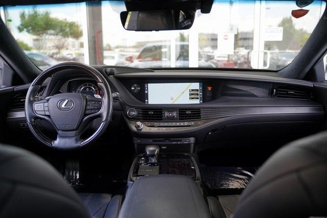 Used 2018 Lexus LS 500 Base for sale $61,491 at Gravity Autos Roswell in Roswell GA 30076 18