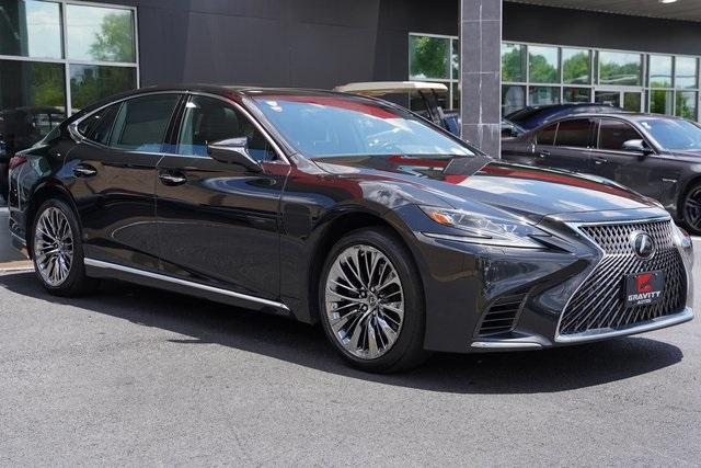 Used 2018 Lexus LS 500 Base for sale $61,491 at Gravity Autos Roswell in Roswell GA 30076 7