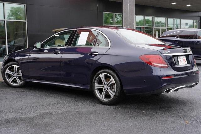 Used 2017 Mercedes-Benz E-Class E 300 for sale $35,991 at Gravity Autos Roswell in Roswell GA 30076 11