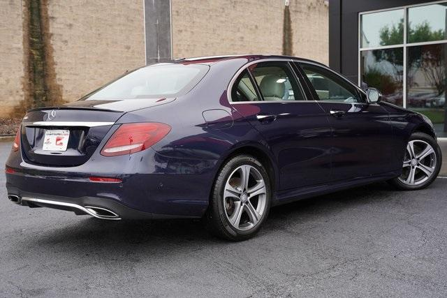 Used 2017 Mercedes-Benz E-Class E 300 for sale $35,991 at Gravity Autos Roswell in Roswell GA 30076 13