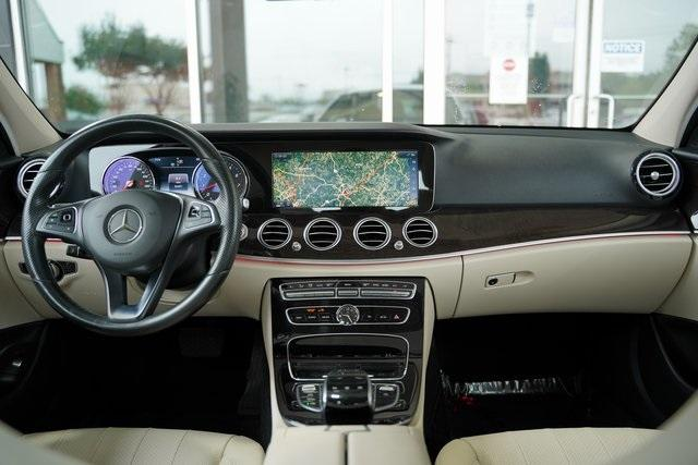 Used 2017 Mercedes-Benz E-Class E 300 for sale $35,991 at Gravity Autos Roswell in Roswell GA 30076 15