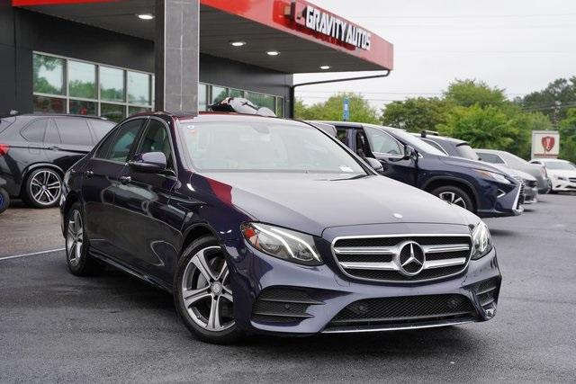 Used 2017 Mercedes-Benz E-Class E 300 for sale $35,991 at Gravity Autos Roswell in Roswell GA 30076 2