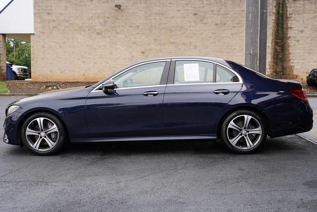 Used 2017 Mercedes-Benz E-Class E 300 for sale $35,991 at Gravity Autos Roswell in Roswell GA 30076 4