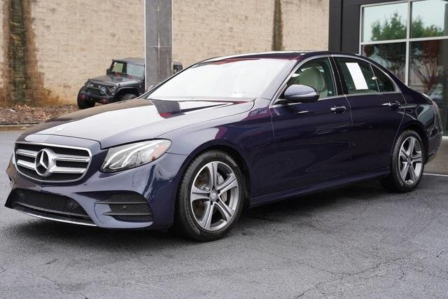 Used 2017 Mercedes-Benz E-Class E 300 for sale $35,991 at Gravity Autos Roswell in Roswell GA 30076 5