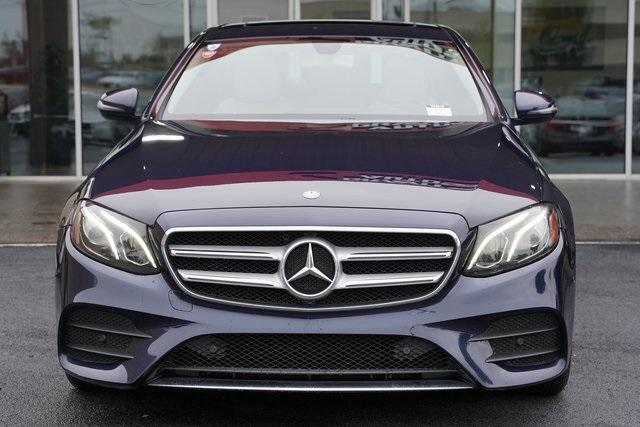 Used 2017 Mercedes-Benz E-Class E 300 for sale $35,991 at Gravity Autos Roswell in Roswell GA 30076 6