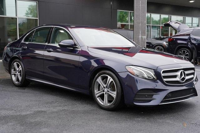 Used 2017 Mercedes-Benz E-Class E 300 for sale $35,991 at Gravity Autos Roswell in Roswell GA 30076 7