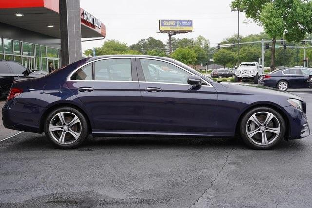 Used 2017 Mercedes-Benz E-Class E 300 for sale $35,991 at Gravity Autos Roswell in Roswell GA 30076 8