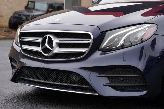 Used 2017 Mercedes-Benz E-Class E 300 for sale $35,991 at Gravity Autos Roswell in Roswell GA 30076 9
