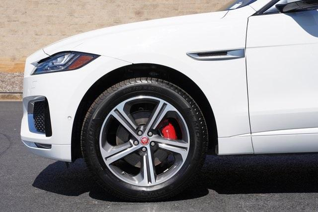 Used 2020 Jaguar F-PACE S for sale $57,991 at Gravity Autos Roswell in Roswell GA 30076 10