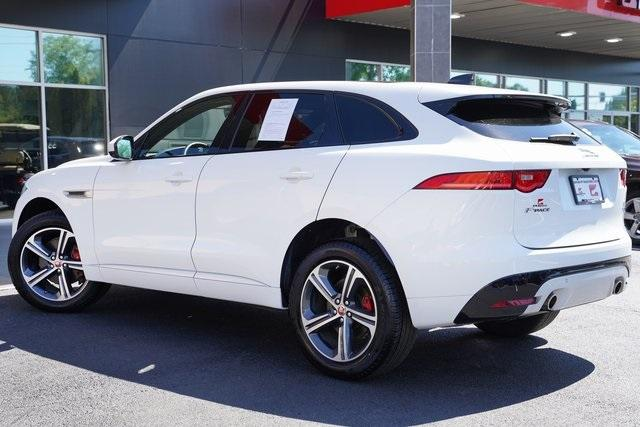 Used 2020 Jaguar F-PACE S for sale $57,991 at Gravity Autos Roswell in Roswell GA 30076 11