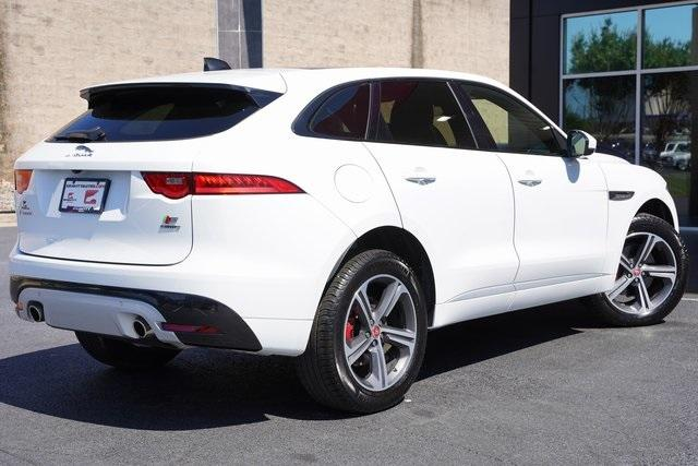 Used 2020 Jaguar F-PACE S for sale $57,991 at Gravity Autos Roswell in Roswell GA 30076 13