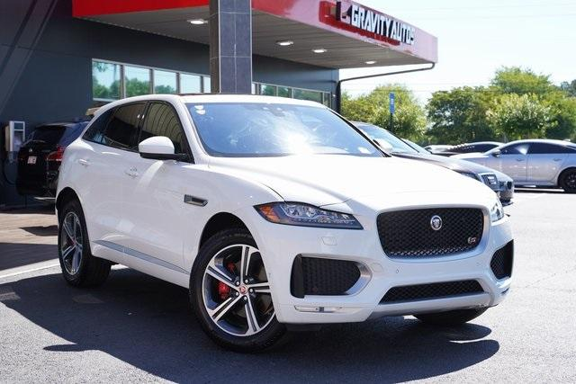 Used 2020 Jaguar F-PACE S for sale $57,991 at Gravity Autos Roswell in Roswell GA 30076 2