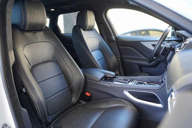 Used 2020 Jaguar F-PACE S for sale $57,991 at Gravity Autos Roswell in Roswell GA 30076 29
