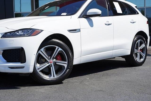 Used 2020 Jaguar F-PACE S for sale $57,991 at Gravity Autos Roswell in Roswell GA 30076 3