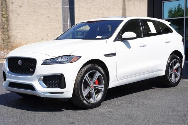 Used 2020 Jaguar F-PACE S for sale $57,991 at Gravity Autos Roswell in Roswell GA 30076 5