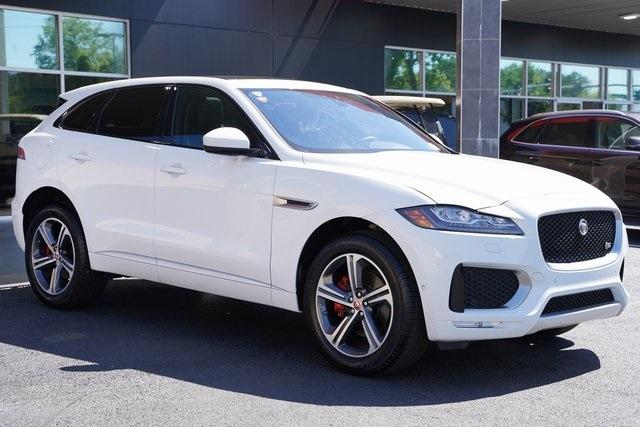 Used 2020 Jaguar F-PACE S for sale $57,991 at Gravity Autos Roswell in Roswell GA 30076 7