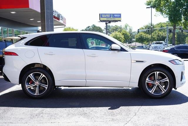 Used 2020 Jaguar F-PACE S for sale $57,991 at Gravity Autos Roswell in Roswell GA 30076 8