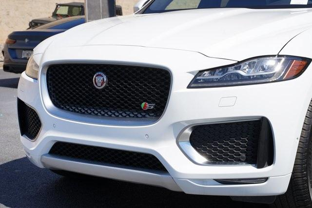 Used 2020 Jaguar F-PACE S for sale $57,991 at Gravity Autos Roswell in Roswell GA 30076 9