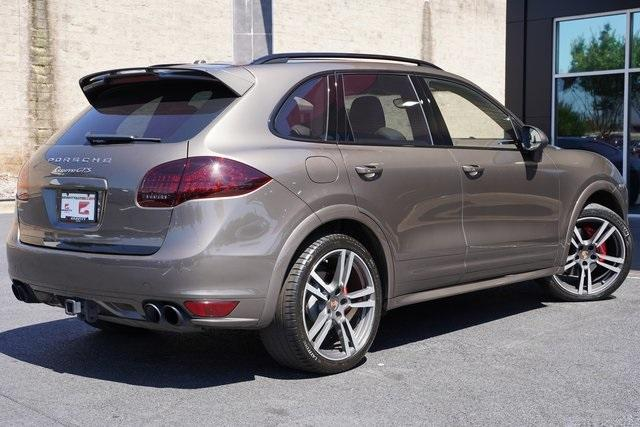 Used 2014 Porsche Cayenne GTS for sale Sold at Gravity Autos Roswell in Roswell GA 30076 13