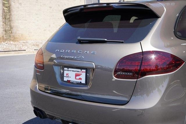 Used 2014 Porsche Cayenne GTS for sale Sold at Gravity Autos Roswell in Roswell GA 30076 14