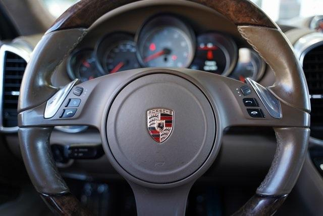 Used 2014 Porsche Cayenne GTS for sale Sold at Gravity Autos Roswell in Roswell GA 30076 18
