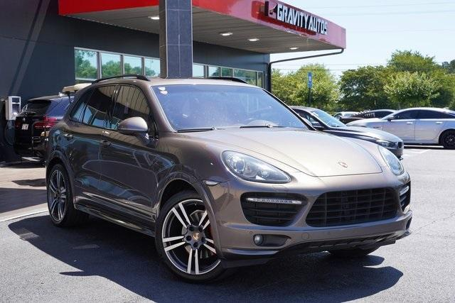 Used 2014 Porsche Cayenne GTS for sale Sold at Gravity Autos Roswell in Roswell GA 30076 2