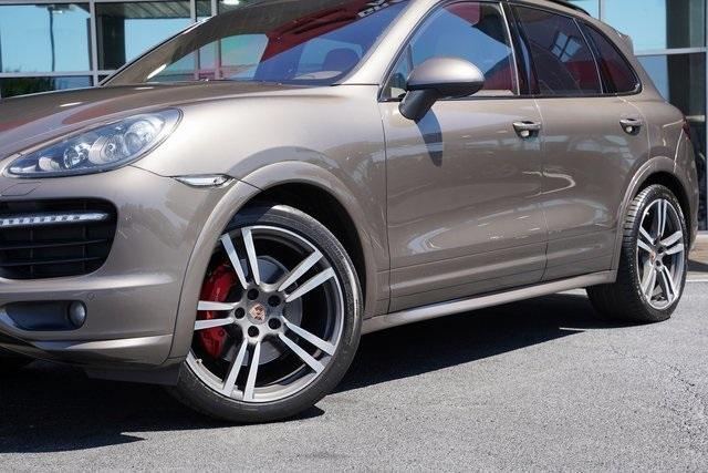 Used 2014 Porsche Cayenne GTS for sale Sold at Gravity Autos Roswell in Roswell GA 30076 3