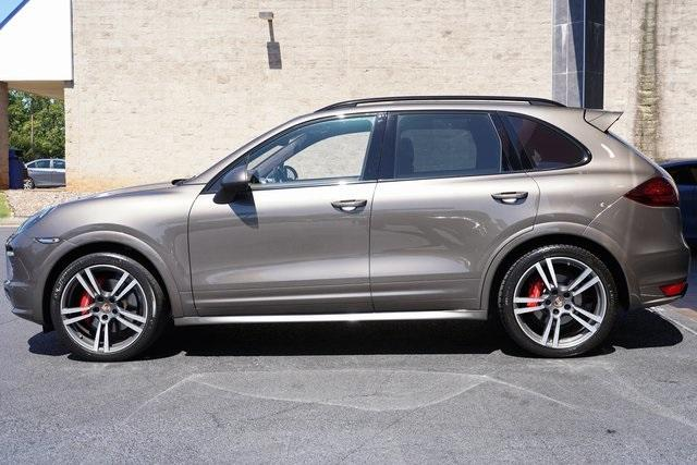 Used 2014 Porsche Cayenne GTS for sale Sold at Gravity Autos Roswell in Roswell GA 30076 4