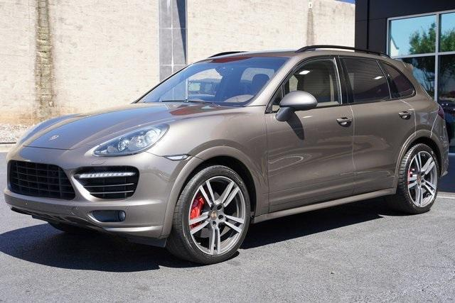 Used 2014 Porsche Cayenne GTS for sale Sold at Gravity Autos Roswell in Roswell GA 30076 5