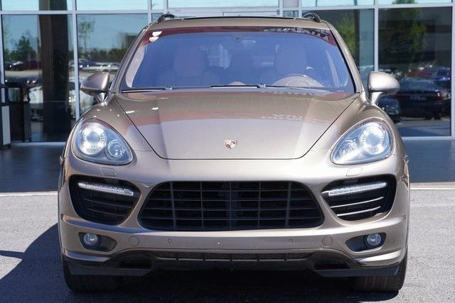 Used 2014 Porsche Cayenne GTS for sale Sold at Gravity Autos Roswell in Roswell GA 30076 6