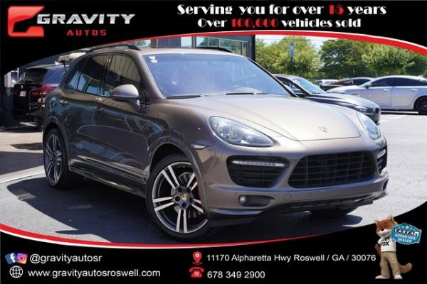 Used 2014 Porsche Cayenne GTS for sale $29,991 at Gravity Autos Roswell in Roswell GA